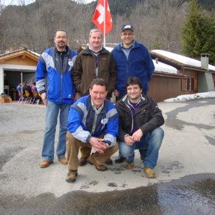 Alpenrösli, Klosters 2010